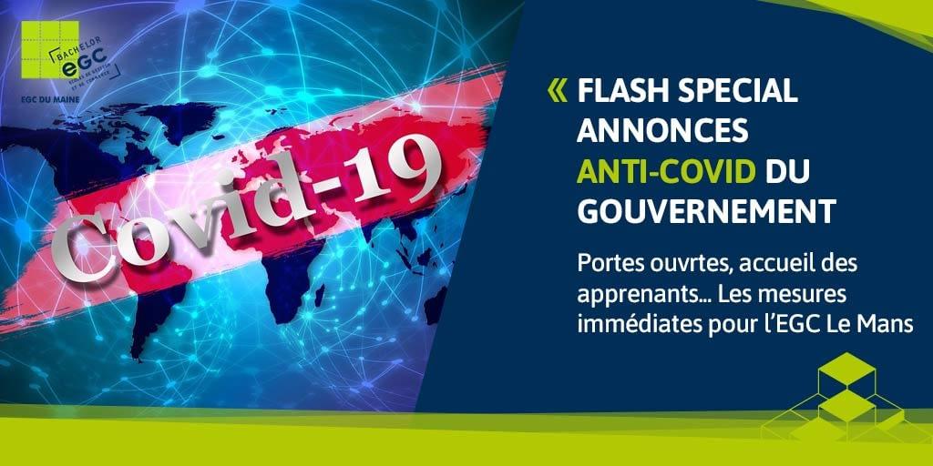 Read more about the article Flash spécial #COVID19 : la France entre en confinement