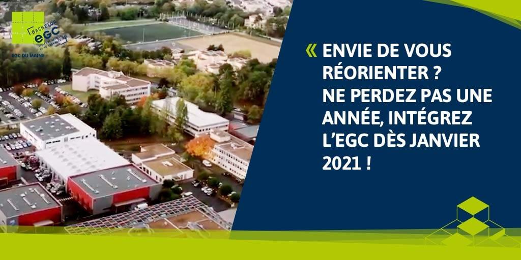 You are currently viewing Envie de vous réorienter ? Ne perdez pas une année, intégrez l'EGC dès janvier 2021 !