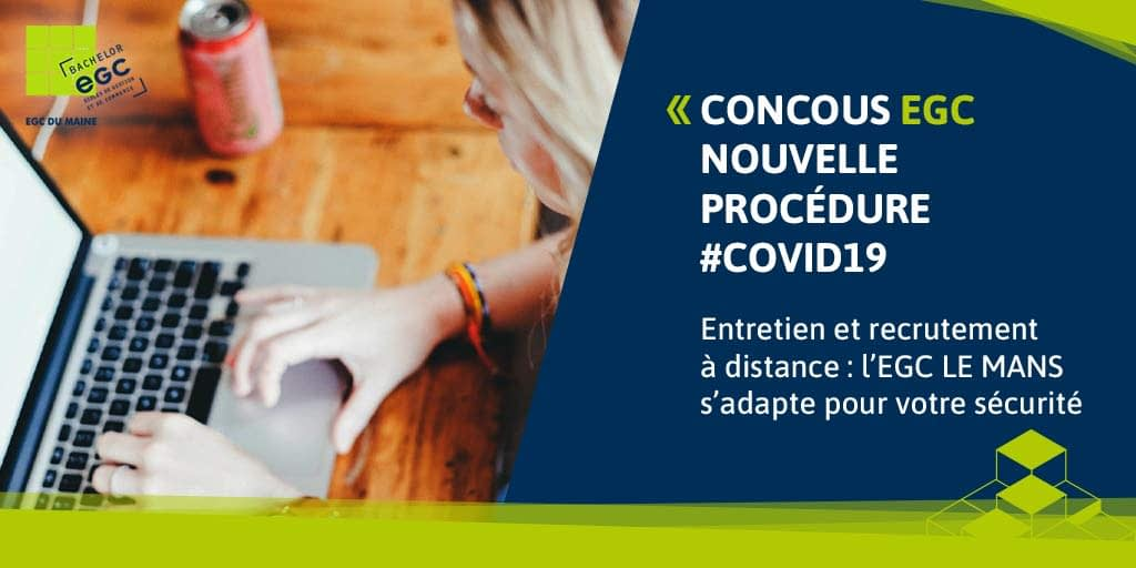 You are currently viewing COVID 19 : Nouvelle procédure d'inscription !