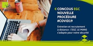 Read more about the article COVID 19 : Nouvelle procédure d'inscription !