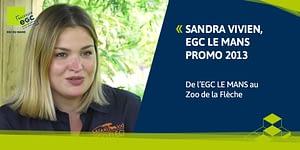 Read more about the article Parcours d'une diplômée : De l'EGC au ZOO DE LA FLECHE SAFARI LODGE