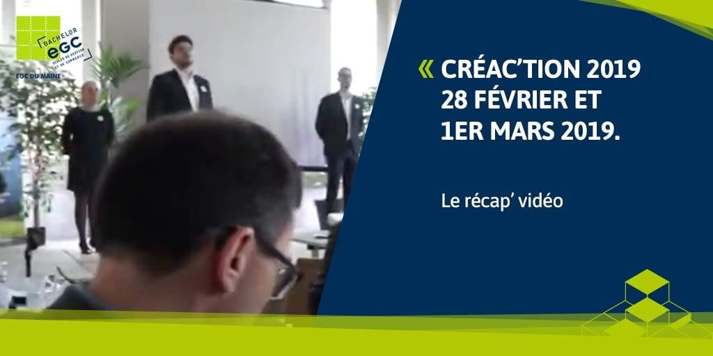 You are currently viewing Forum Créa'ction 2019 : le plein de créativité pour un forum entrepreneuriat étudiants unique en France