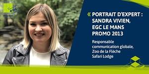 Read more about the article [PORTRAIT D'EXPERT] Sandra Vivien, responsable de la communication du Zoo de La Flèche Safari Lodge – «Communiquer le bon message pour faire de nos visiteurs les ambassadeurs de la biodiversité».