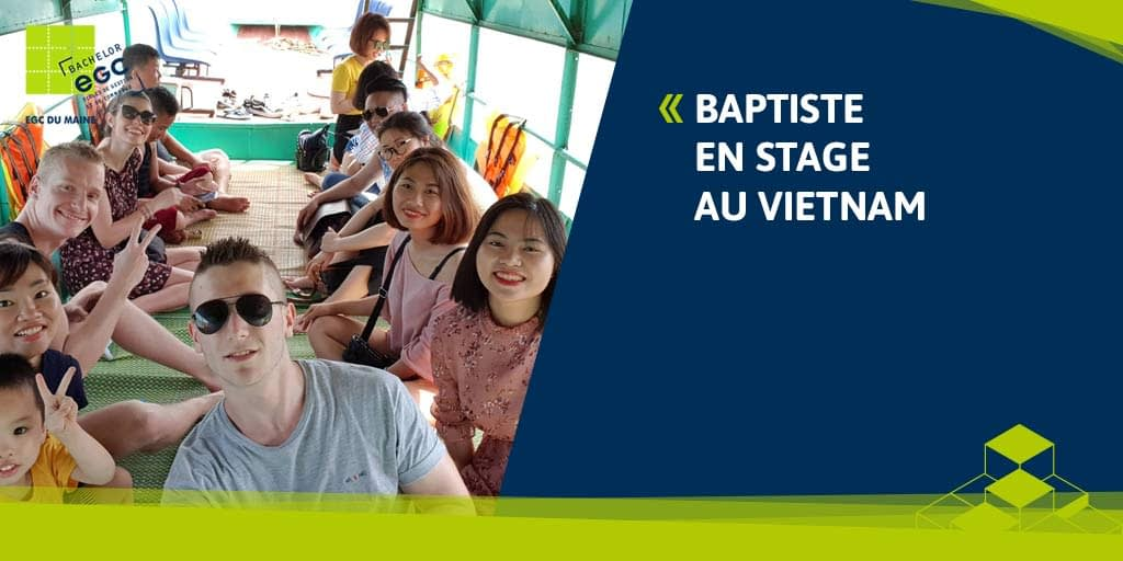 Read more about the article [INTERNATIONAL] Baptiste au Vietnam
