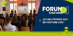 Read more about the article Forum Créa'ction 2021 en live !