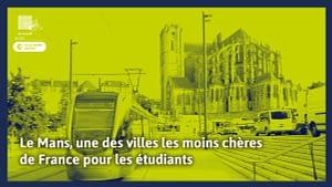 Read more about the article Le Mans, une des villes les moins chères de France pour les étudiants